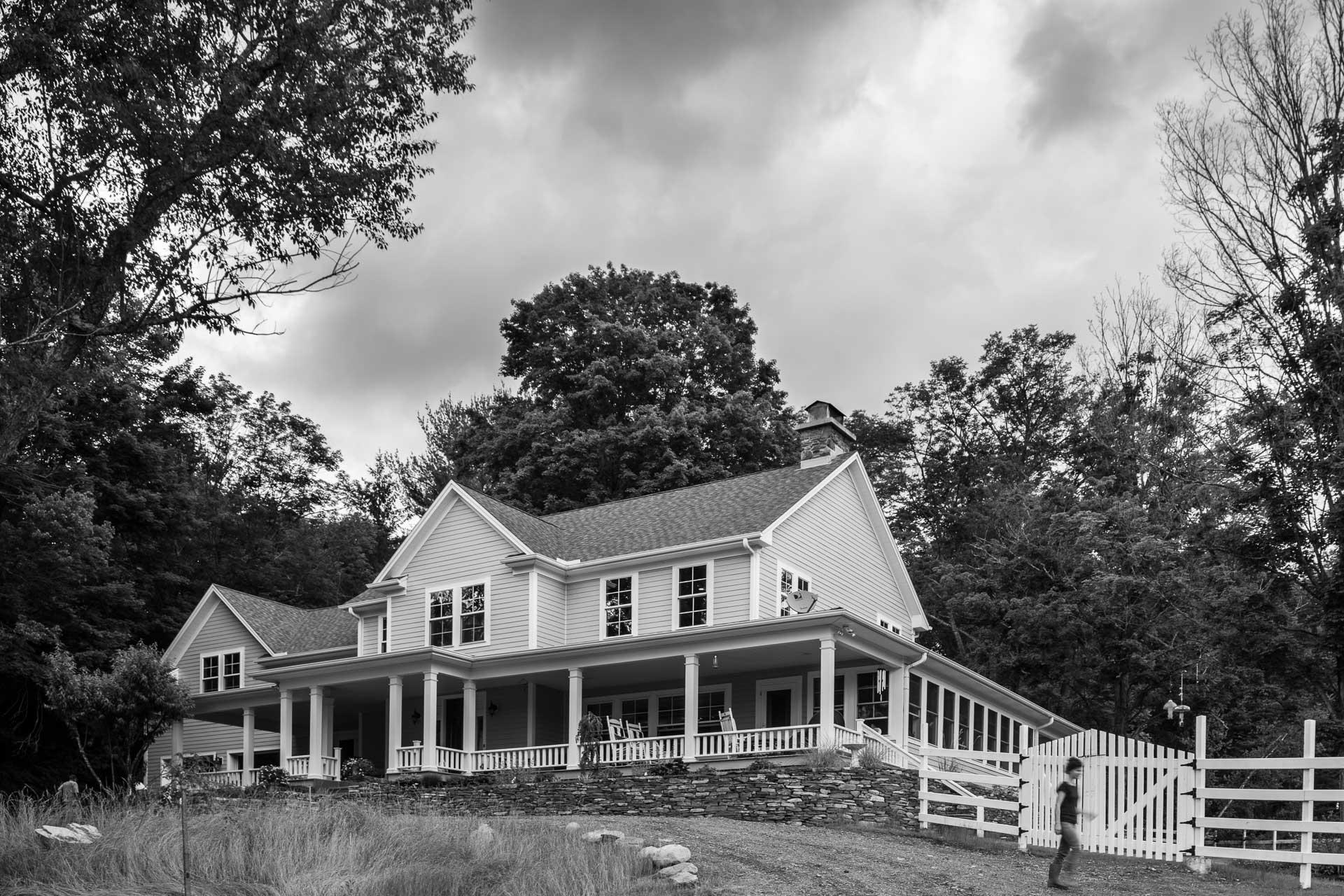 Farmhouse Blinds Farm House